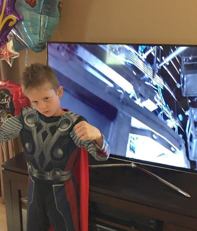 Avengers Viewing Party
