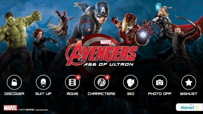 Avengers Dress-Up Viewing Party