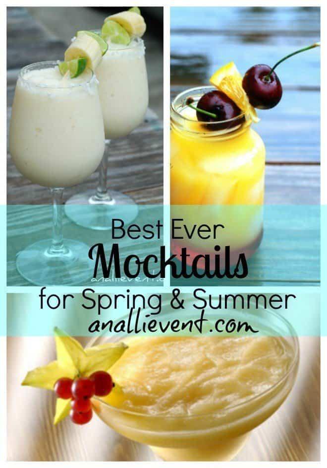 Best Summertime Mocktails