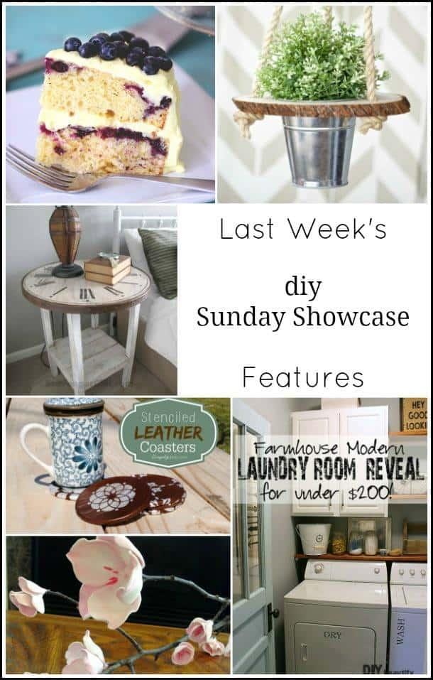 DIY Sunday Showcase Favorites