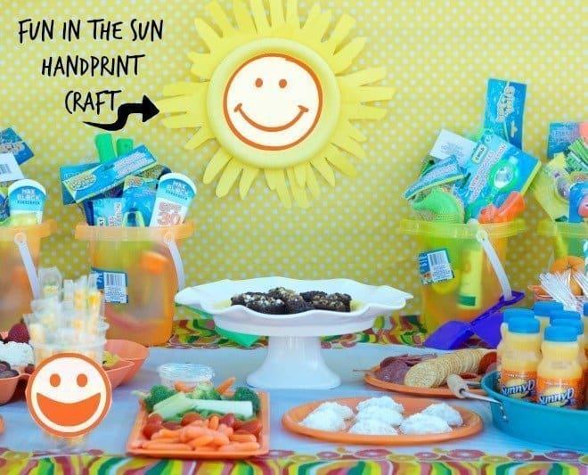 Fun in the Sun Party