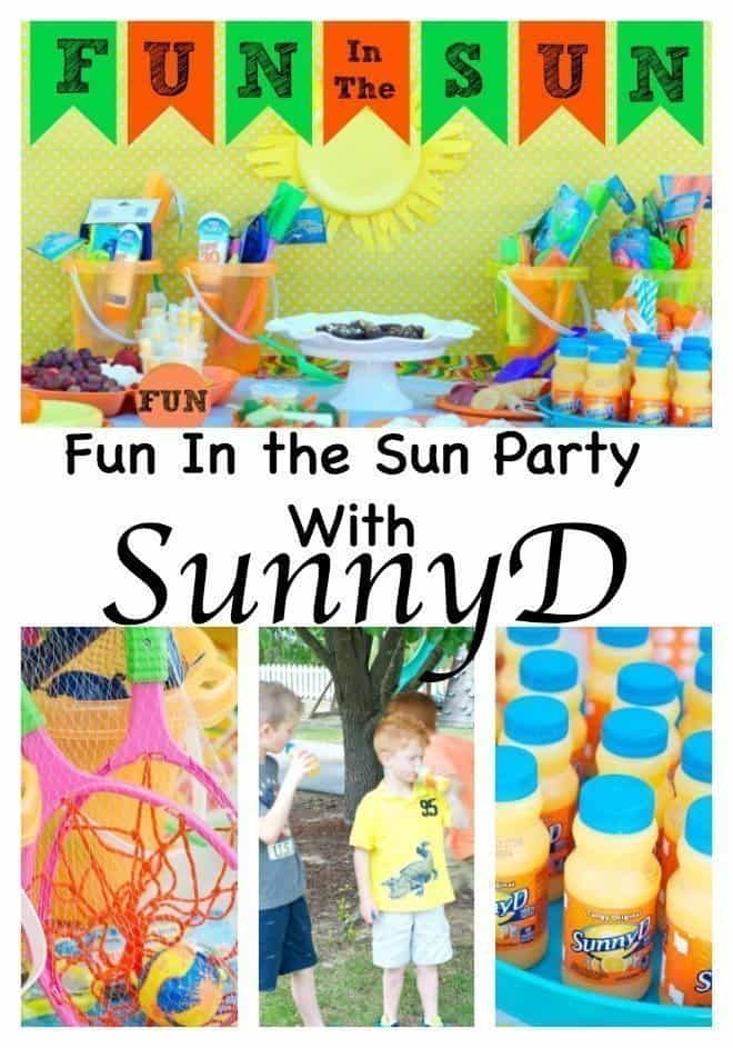 Fun In The Sun Party
