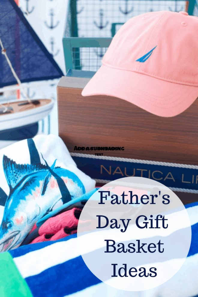 Father's Day Gift Basket Ideas