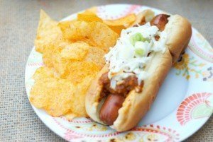 Top Dog Slaw Dog Station