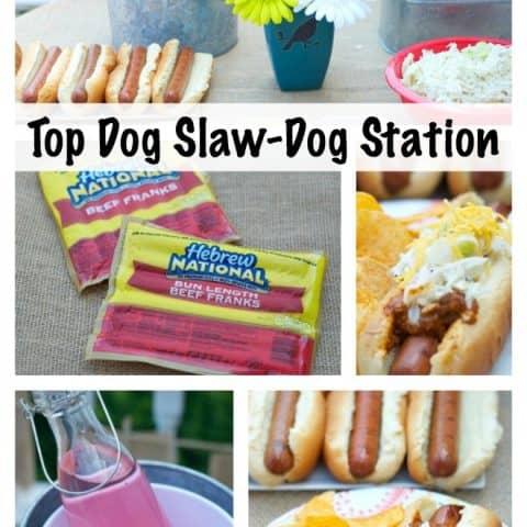 Top Dog Slaw Dog Station