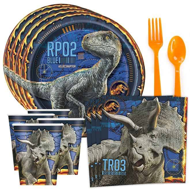 Jurassic World theme party decor