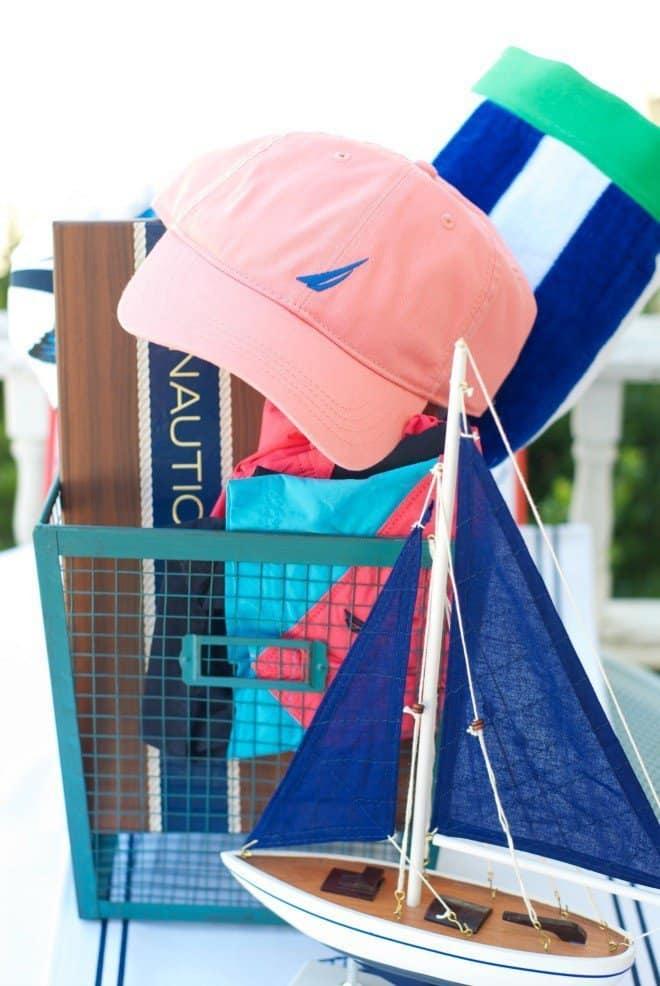 Nautica Gift Basket & Giveaway
