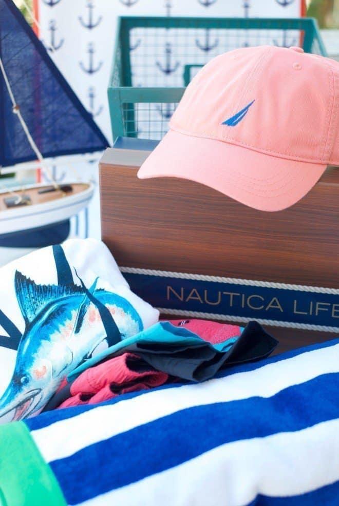 Nautica Gift Basket