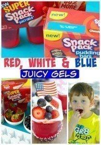 Strawberry Juicy Gels