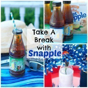 Take a Break with Snapple