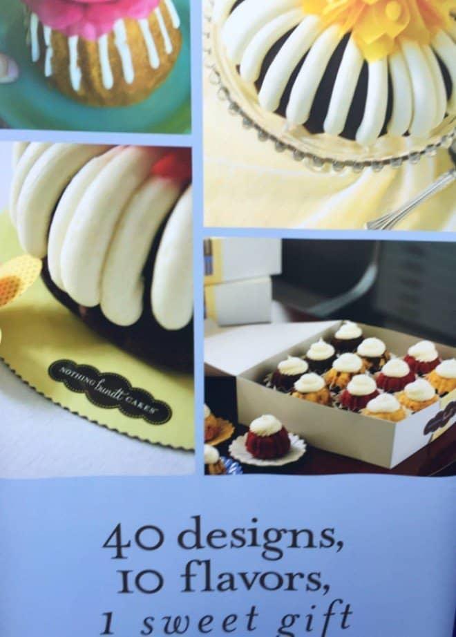 Taste of Charlotte Mini Bundt Cakes