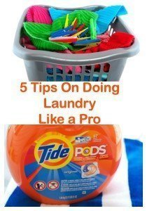 Tide Pods - How to do Laundry like a Pro