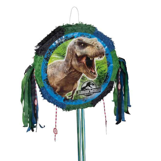 Pinata for Jurassic Park Party