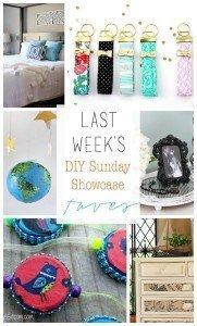 DIY Sunday Showcase Faves