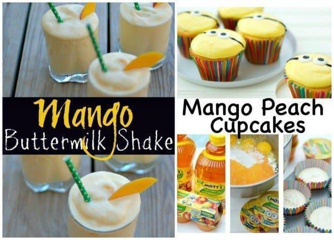 Mango Shakes, Cupcakes & Salsa
