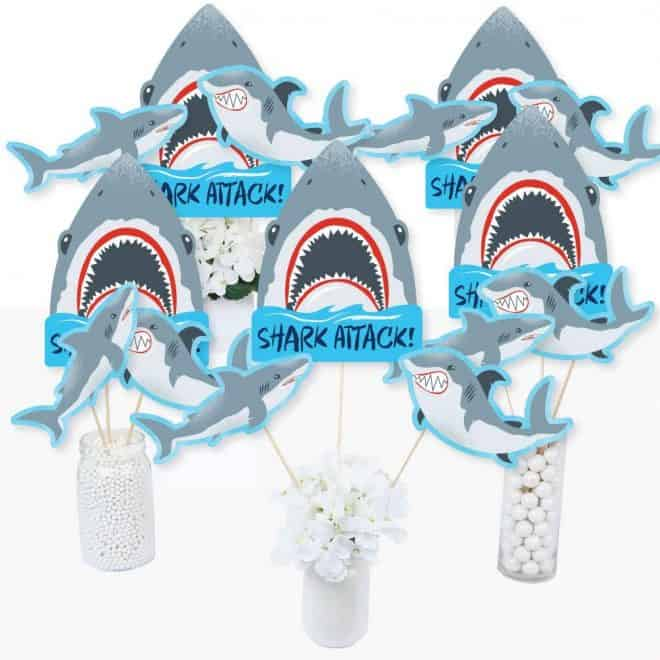 More Shark Party Ideas