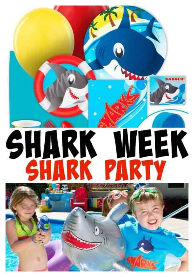 Shark Party!