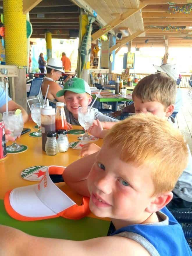 5 Kid-Friendly Restaurants in St. Maarten