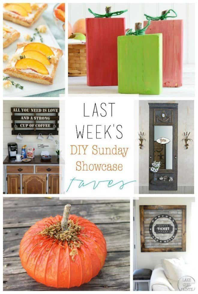 DIY Sunday Showcase