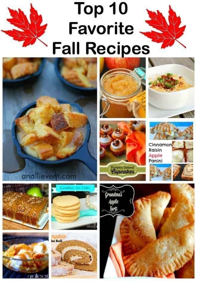 Alli recipes