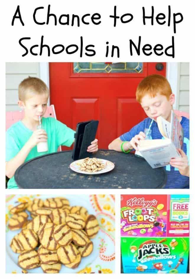 Kellogg's Helping Schools