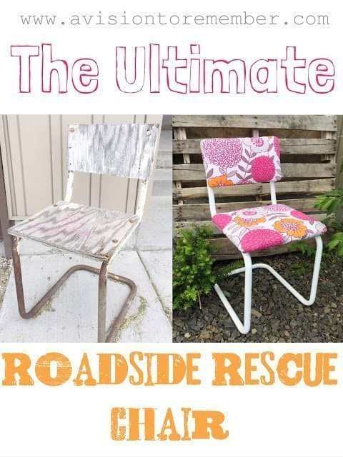 Ugly Chair Redo