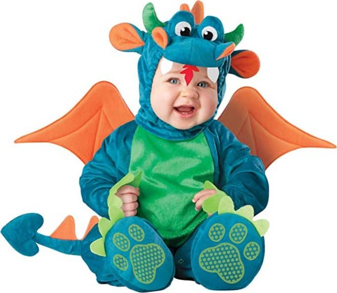 Baby Dragon Halloween Costume for Babies