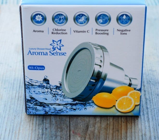 Aroma Sense Shower Head - the perfect gift