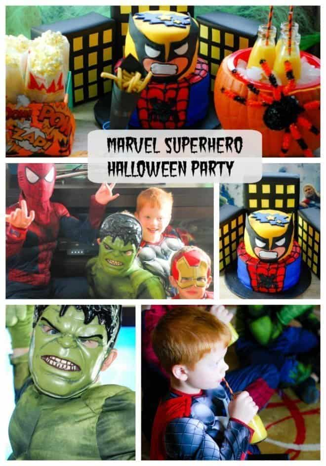 MARVEL Halloween Party
