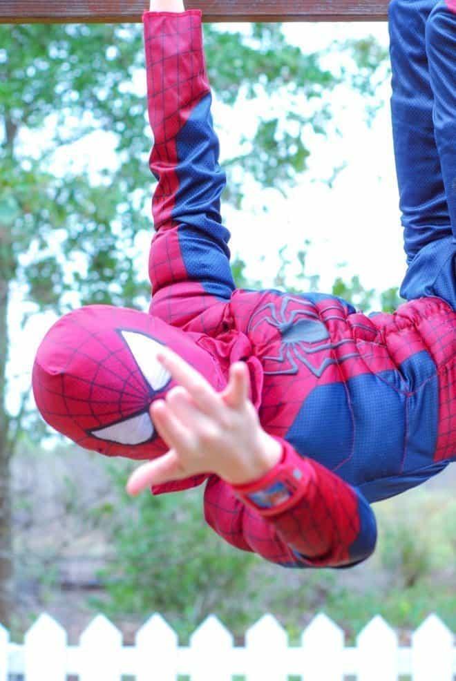 MARVEL Superhero Halloween Party