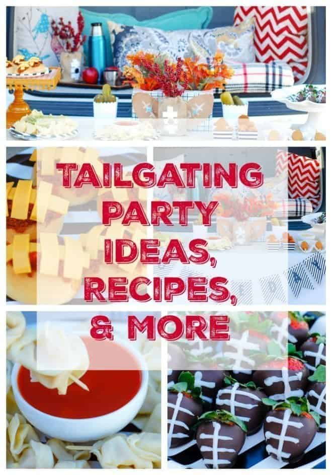 Tailgating Ideas