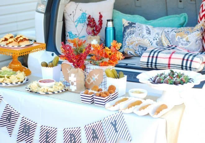 Tailgating Ideas & Recipes