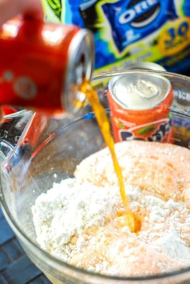 OREO Owl Cupcakes & Jack O' Lantern Juice