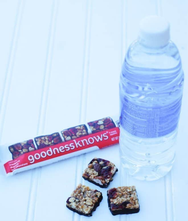 On-The-Go Snacking