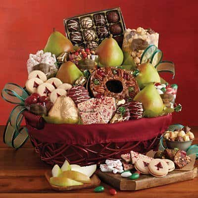 Deluxe Christmas Basket - Harry & David