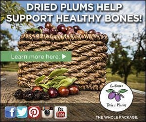 Dried Plums for Your Health
