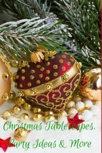 Christmas Tablescapes, Party Tips & More