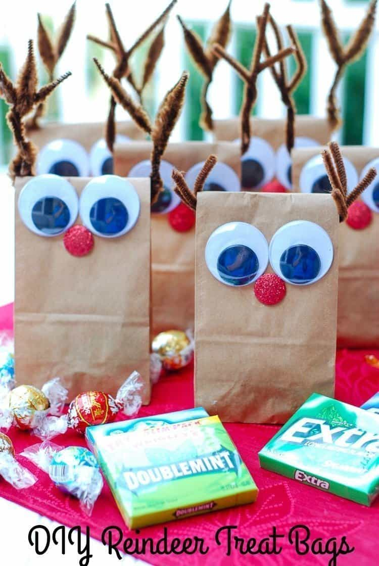 Christmas Reindeer Decorations