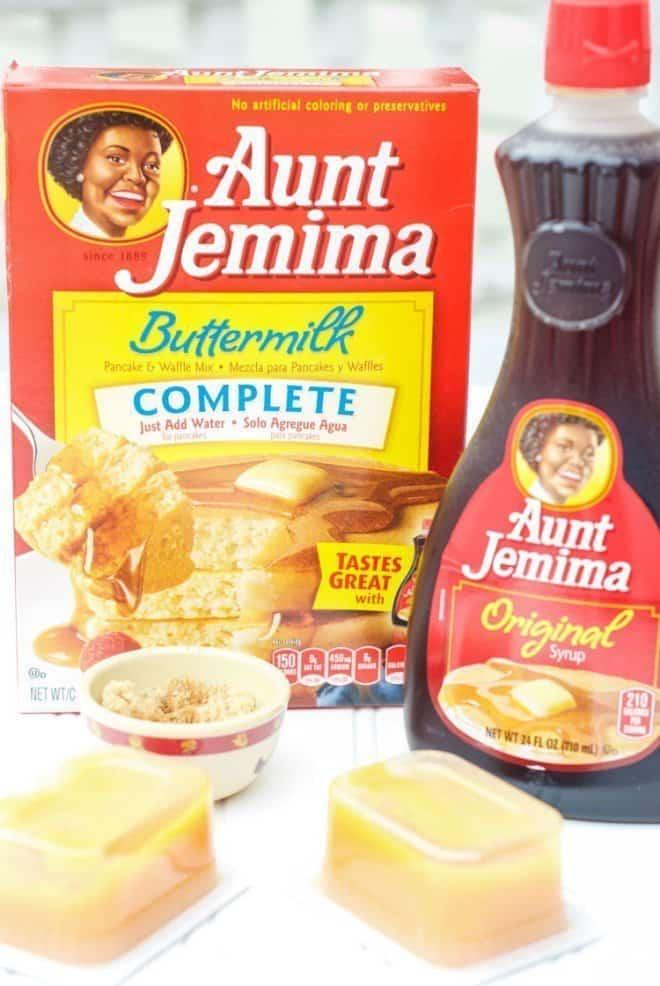 Aunt Jemima Sweet Potato Pancakes