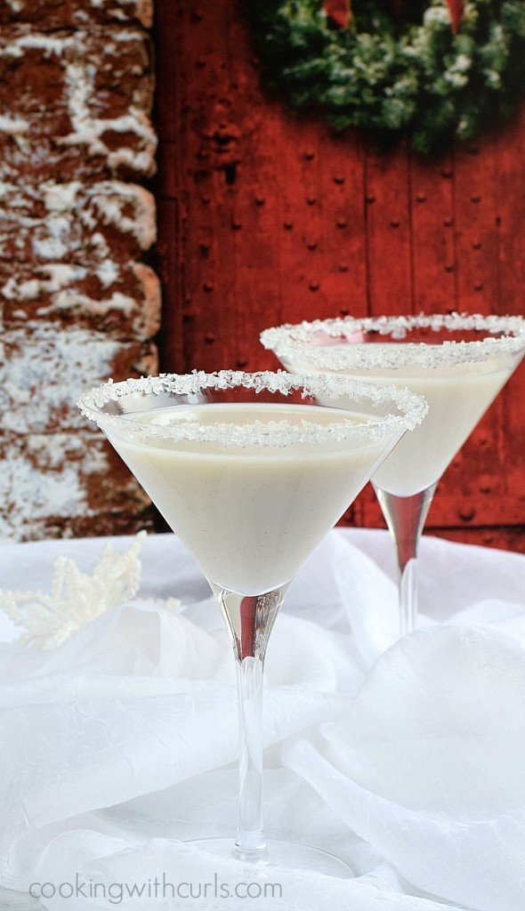 Snowflake Martini - DIY Sunday Showcase