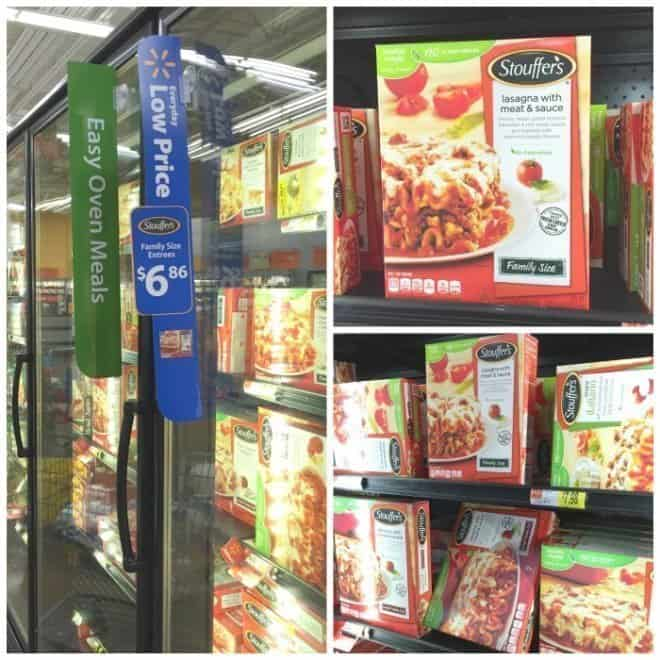 STOUFFER'S In-Store Photo