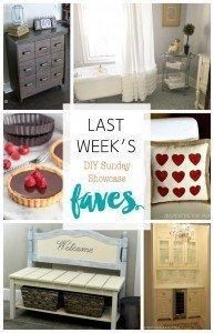 DIY Sunday Showcase 01.24
