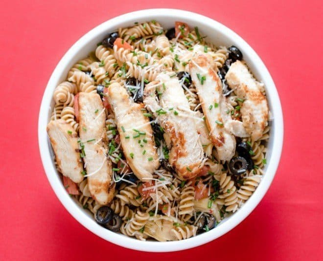 Grilled Chicken Rotini