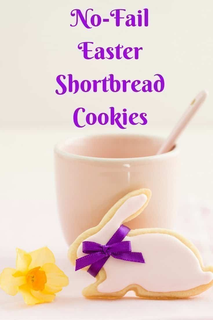 Easy Carrot Cake Cookies No-Fail Easter Shortbread Cookies
