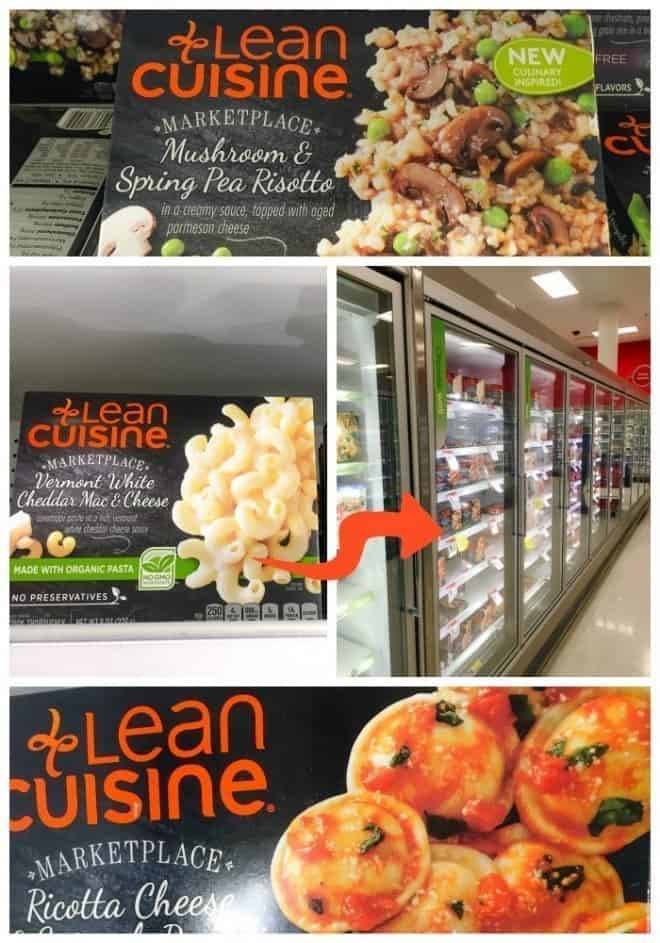 Lunch Ideas for Work - featuring Lean Cuisine