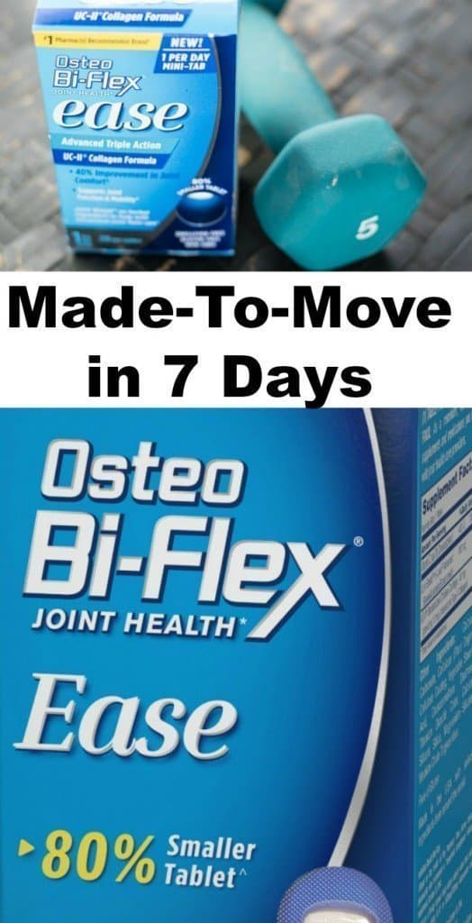 I took the Made-to-Move in 7 Days Journey. Click the pic to see my results. #MadeToMove #ad