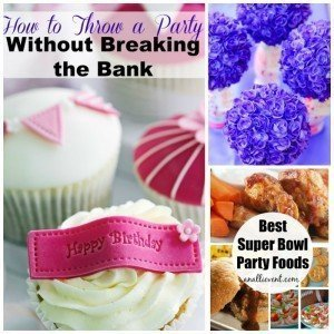 Super Bowl Foods & More - Pretty Pintastic Party