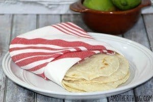 Make Your Own Flour Tortillas at Home - DIY Sunday Showcase