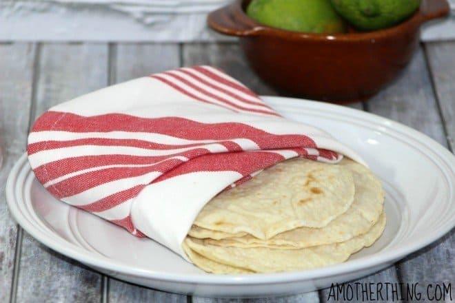 Make Your Own Flour Tortillas at Home - DIY Sunday Showcase