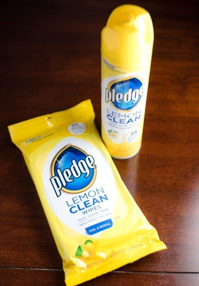 5 Ways to Clean Your Kitchen with Lemons - Pledge Lemon Clean